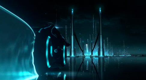 Tron: Legacy splash image